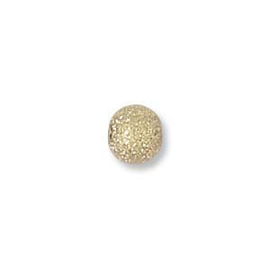 14 Kt GOLD FILLED STARDUST 5mm Round