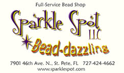 Beads, Beading Supplies, Beading Classes - Sparkle Spot Bead Shop